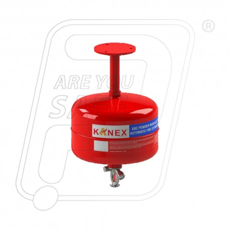 Fire extinguisher automatic modular MAP 90% 5 Kg Kanex