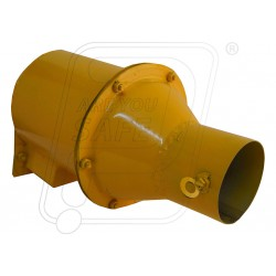 Spark arrestor HMV 85 mm