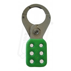 HASP Electroplated lockout Premier 38 MM