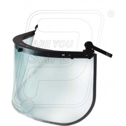 "Face Shield Clear 8"" X 15.5"" ES-51 Karam"