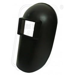 Welding hand screen black PVC