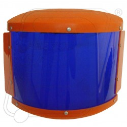 Face shield blue 6 X 11 A type (without ring)