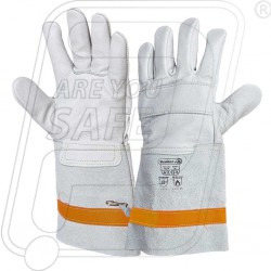 Hand gloves heat resistance H224K