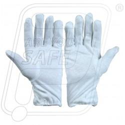 Hand gloves hosiery double