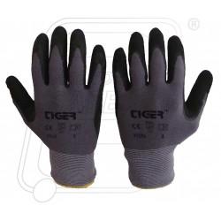 Hand gloves nitrile P 35 NBG (N313S)