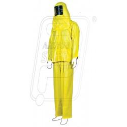 Chemical Splash Protection PVC suite (3PCS).