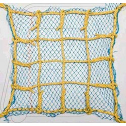 Safety net 10 Mtr. X 3 Mtr. with overlay net