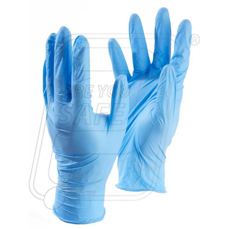 Protector Firesafety India Pvt Ltd Hand Gloves Nitrile