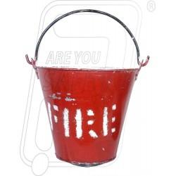 Fire bucket 9 liters