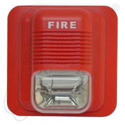 Fire alarm cum strobe cum hooter