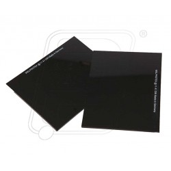 "Welding glass black 11 DIN 4.25"" X 3.25"""