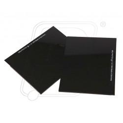 "Welding glass black 11 DIN 4.25"" X 3.25"""