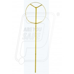 Wind Indicator Stand Yellow HD