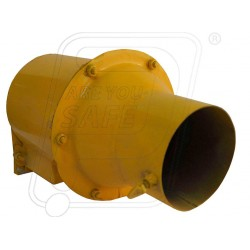 Spark Arrestor 95/100mm Extra Heavy Duty