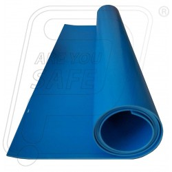 Insulating mat 1M X 2M X 2.5mm 11000 volt ISI