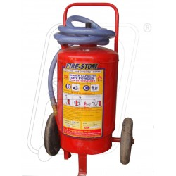 Fire Extinguisher DCP type 25 Kg. outside CO2 bottle
