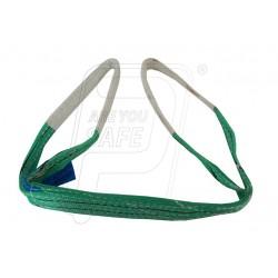 Polyester eye & eye webbing sling 2T X 1M