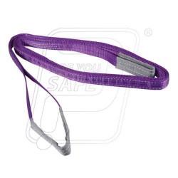 Polyester eye & eye webbing sling 1 Ton