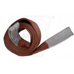 Polyester eye & eye webbing sling 6 Ton