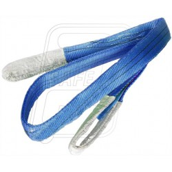 Polyester eye & eye webbing sling 8 Ton