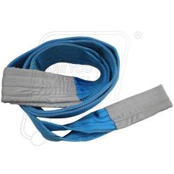 Polyester eye & eye webbing sling 16 Ton
