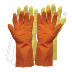 Hand gloves rubber PM 28 to 30 CM