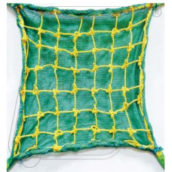 Safety Net 10m X 5m with overlay cloth