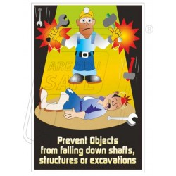 Prevent object from falling