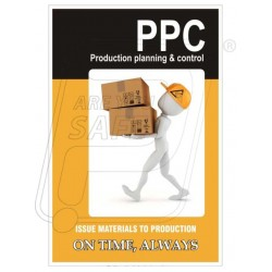 PPC (production, planning and control)