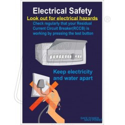 Defective electrical equipment