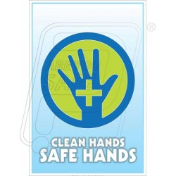 Clean hand safe hands