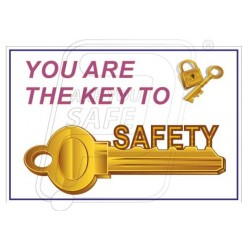 You are the key of safety