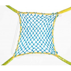 Safety Net 2 mm double cord 10 M X 3 M