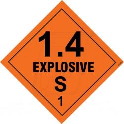 1.4 Explosive