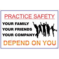 Practice safety