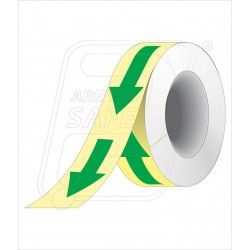 Night glow aerow marking tape 50 mm X 10 M